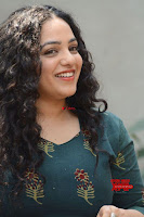 Nithya Menon promotes her latest movie in Green Tight Dress ~  Exclusive Galleries 030.jpg