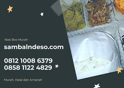 harga  Nasi Box Murah Bintaro Sektor 1