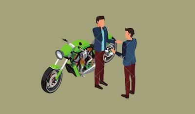 Akibat Hukum Jual Beli Sepeda Motor Hanya Ada STNK-nya
