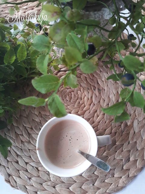 kahvihetki terassilla