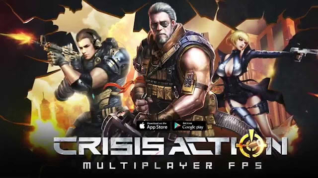 Game Seru Android Terbaik - Crisis Action