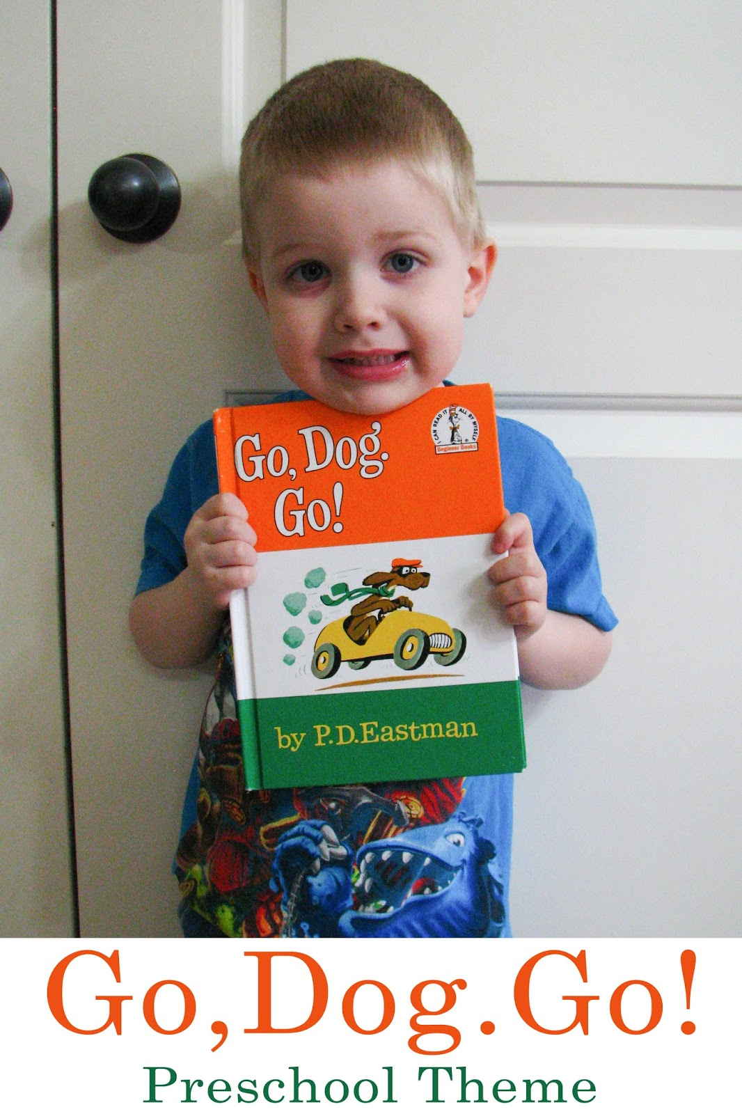 Mommy S Little Helper Go Dog Go Preschool Theme