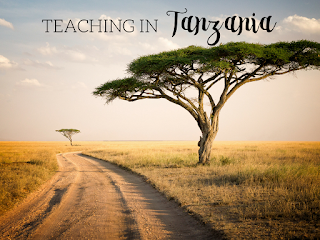 Teaching in Tanzania: Great thoughts about teaching music in a different country!