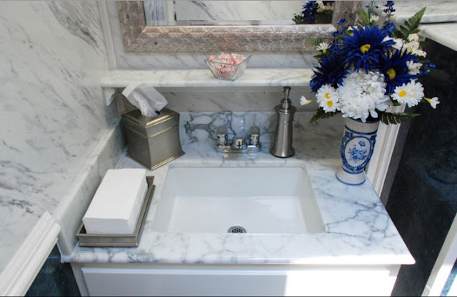 The Atlantic Porcelain Sink Basin