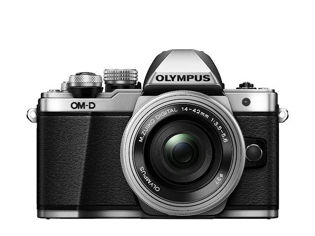 Olympus OM-D E-M10  II Appareil Photo Numérique