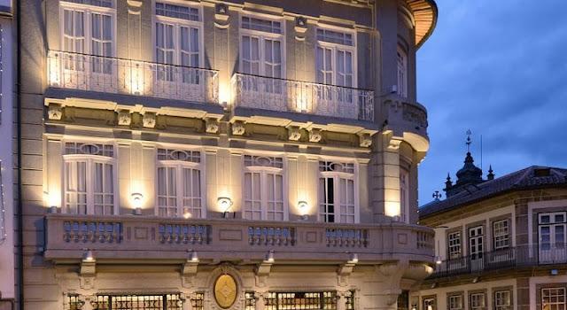 Hotéis bons e baratos em Guimarães