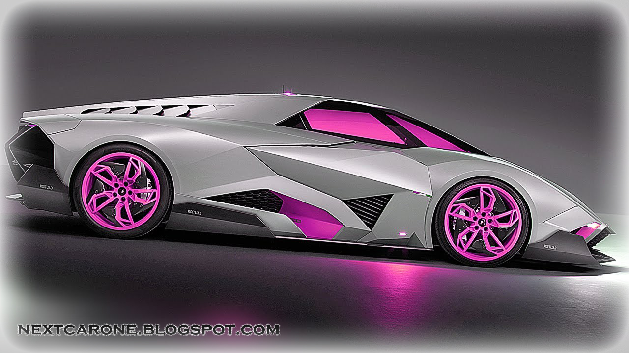 Lamborghini Egoista Car Priview Next Car One