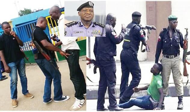 Stop Chasing 'Yahoo Boys,' Police IG Warns SARS Operatives