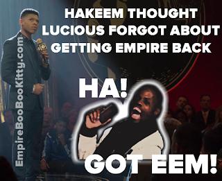 Empire Fox Meme Hakeem Got Eem