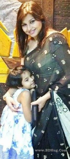 Nowrin Hasan Khan Jenny Bangladeshi Actress Biography, Photos With A Sweet Baby