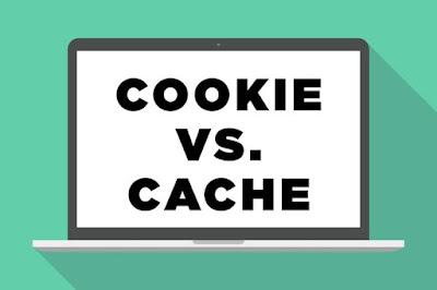 Perbedaan Cookies dan Cache Beserta Contoh, Apa Itu Cookies, Apa Itu Cache, Contoh Cookies dan Cache