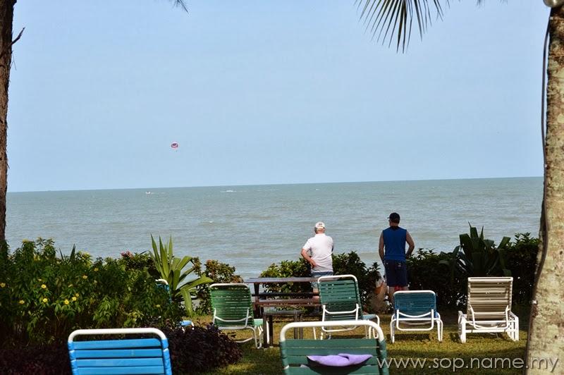 Review Holiday Inn Resort, Batu Feringgi, Pulau Pinang