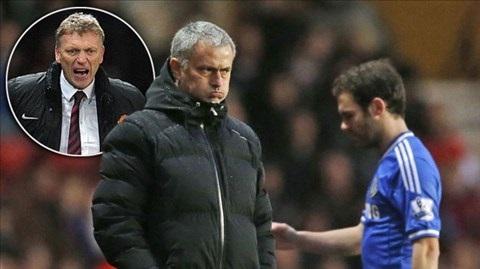 Mata không còn là người hùng dưới thời Mourinho