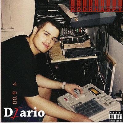 Rod Rhaspy - Diario - Album Download, Itunes Cover, Official Cover, Album CD Cover