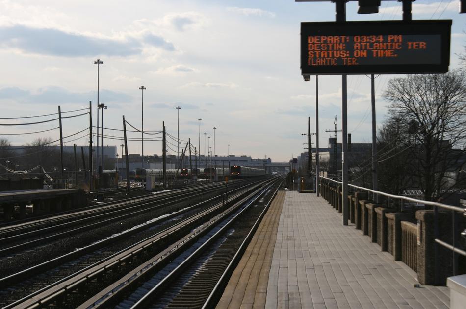 MEC&F Expert Engineers : A Long Island Rail Road track ...