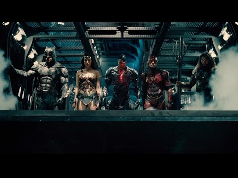 The Official Trailer for the New Justice League Movie is Out and it is so Dope! | Watch
