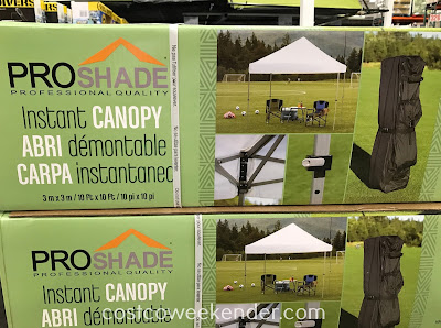 Costco 1500302 - ProShade Pop-Up Canopy: a portable shelter from on those hot summer days
