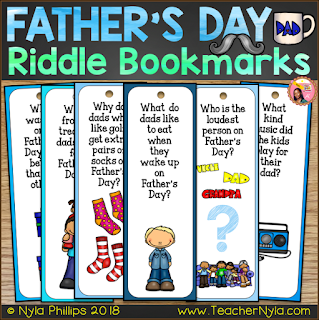 Father's Day Riddles for Kids