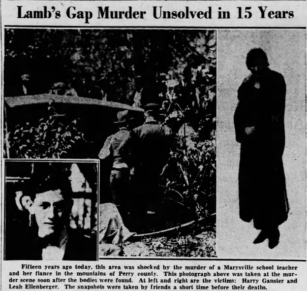 The Lamb's Gap Murder Mystery: Unsolved 92 Years and Counting