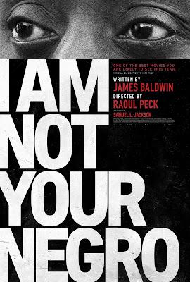 Eu Não Sou o Teu Negro - I am Not Your Negro (2017) de Raoul Peck
