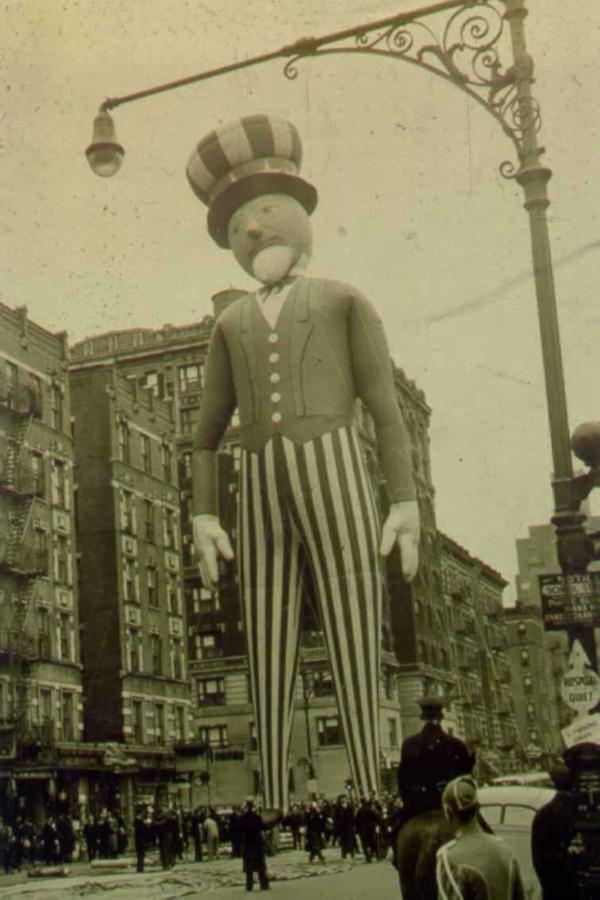Vintage Macys Thanksgiving Parade Balloons  vintage everyday