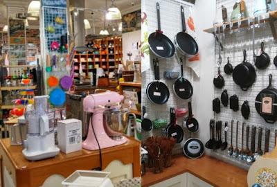 toko peralatan dapur dan alat rumah tangga Jabodetabek