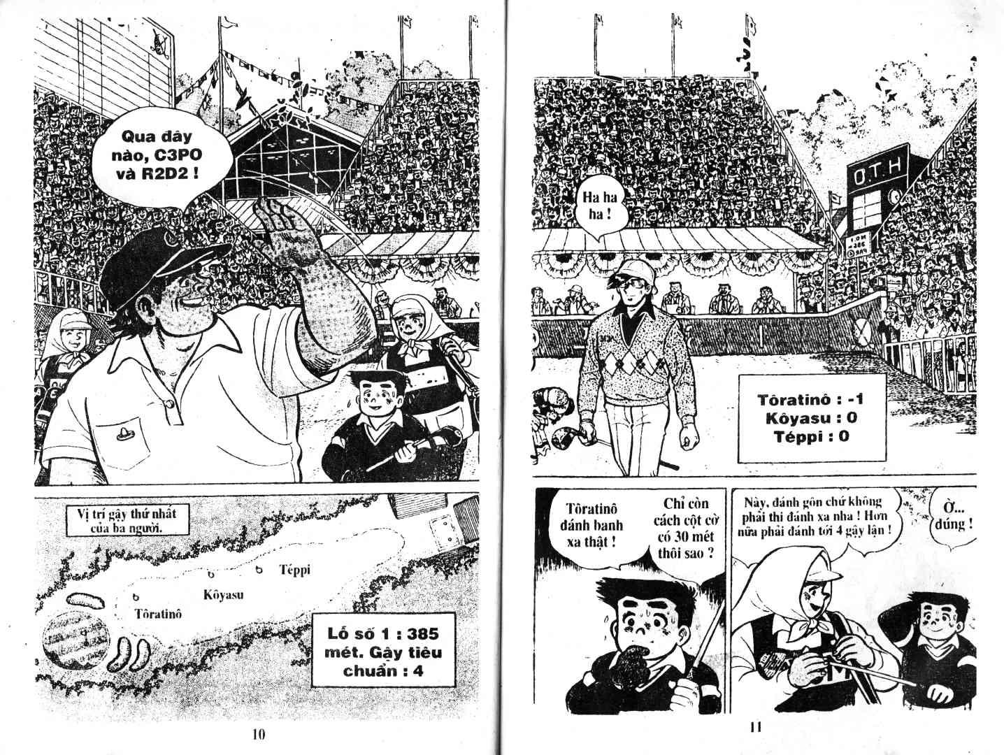 Ashita Tenki ni Naare chapter 42 trang 4