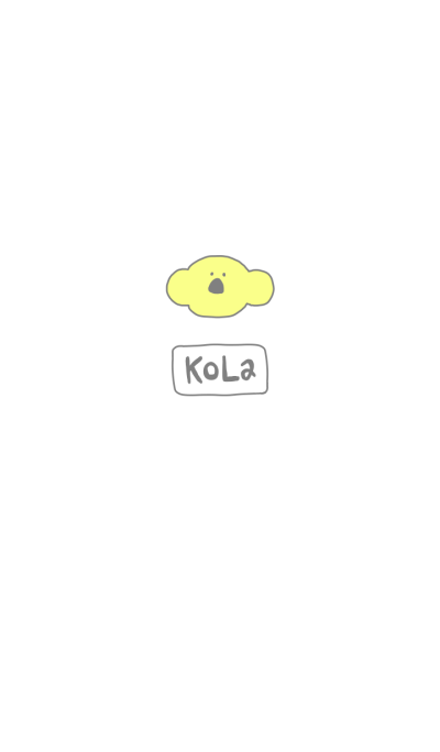 KOLA White X Gray 11