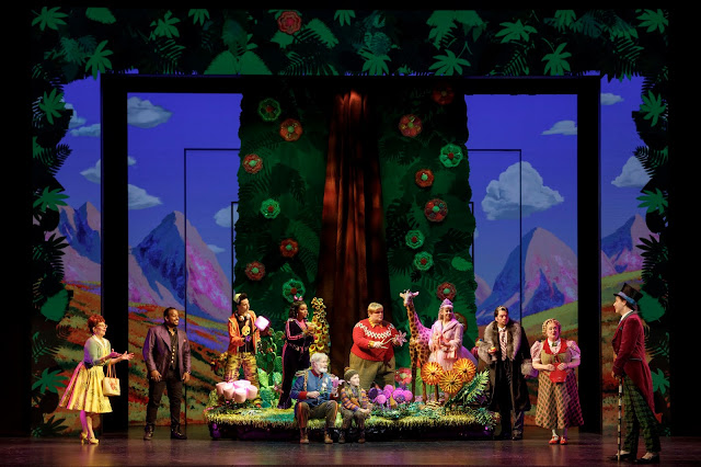 BWW Review: Hollywood Pantages Offers Pure Imagination with CHARLIE AND THE CHOCOLATE FACTORY