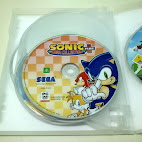 Disc of Sonic Mega Collection Plus