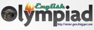 Soal Olimpiade Bahasa Inggris SMP/MTs Versi 1 - English Olympiad for SMP