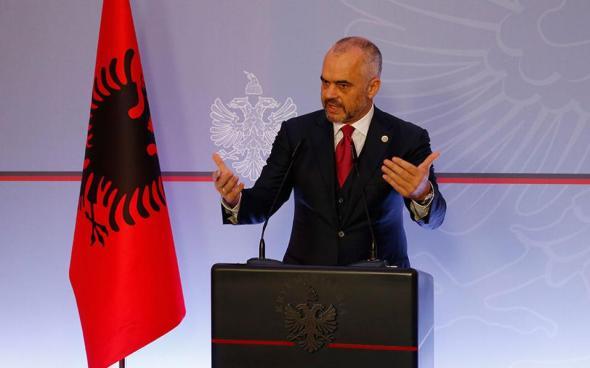 Η προειδοποίηση του Αλβανού Πρωθυπουργού στην ΕΕ