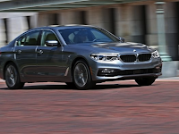 2021 BMW 530e xDrive Plug-In Hybrid Review