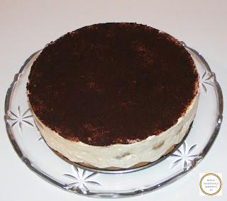 Tort Tiramisu reteta,