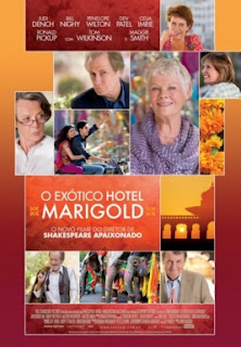 O Exótico Hotel Marigold Dublado