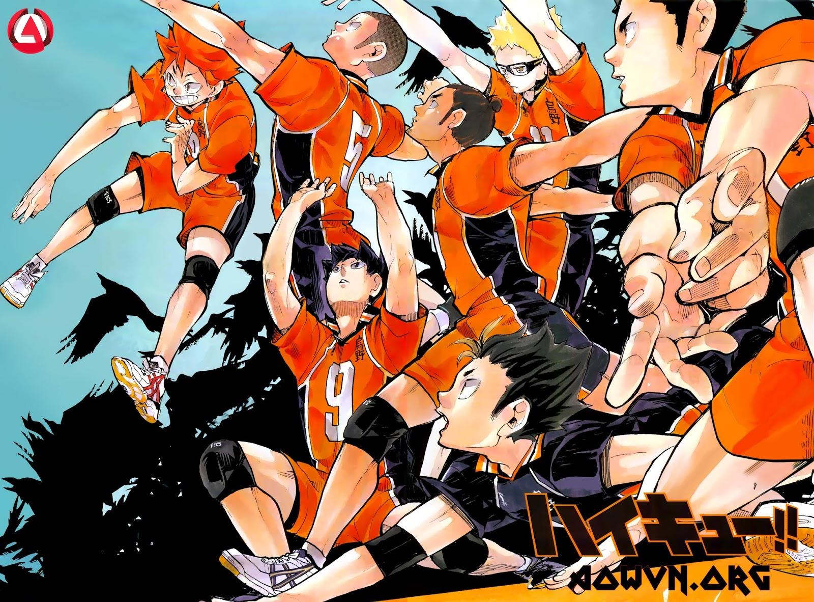 zekl26E - [ Anime 3gp Mp4 ] Haikyuu!! SS1 + SS2 + SS3 + OVA | Vietsub - Max hay!!