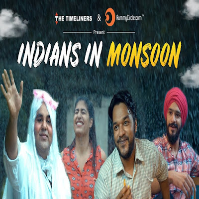 Indians In Monsoon official Video Launch This by The Timeliners 2018