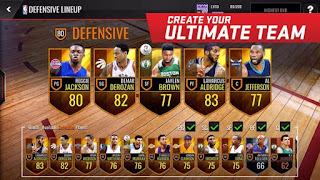 NBA LIVE Mobile Basketball Mod APK