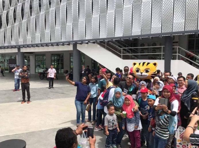 KJ Telah Melakukan Yang Terbaik Untuk Sukan Sea 2017