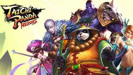taichi panda heroes مهكرة