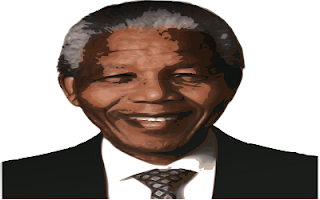 Nelson Mandela sorriso