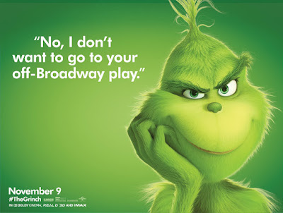 The Grinch 2018 Poster 30