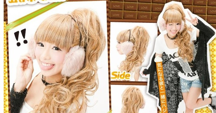 Hair Style Questions: Lady Lockenlicht: Lolita 52 Challenge: Question 38