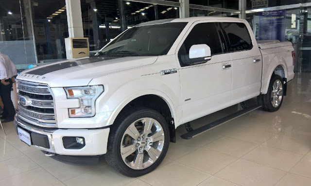 BÁN XE FORD F-150 LIMITED- 2016