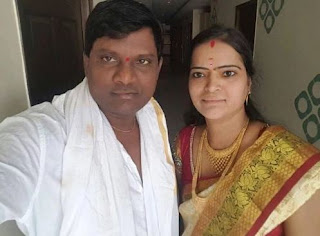 Ramesh ramilla Family Wife Parents children's Marriage Photos