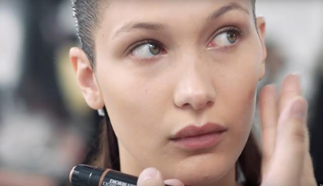 Los secretos del maquillaje de Bella Hadid