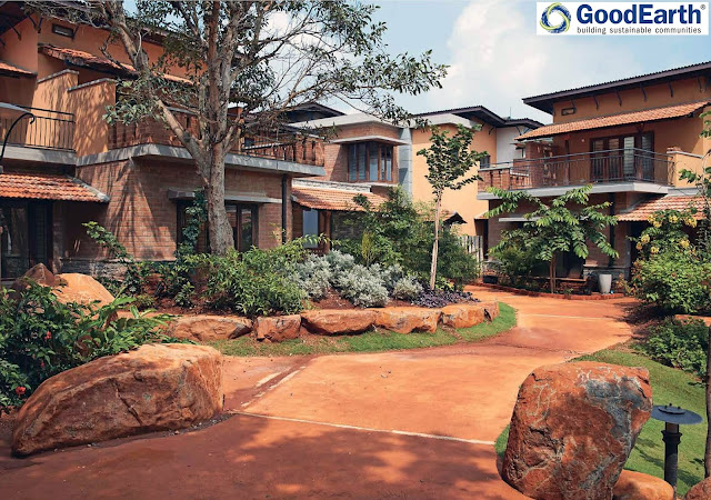 Experience the Serenity at Garden Courtyard Home