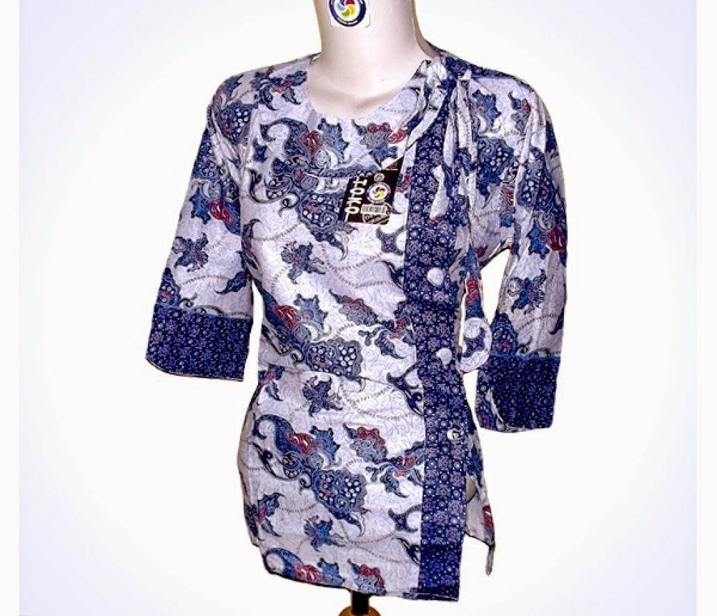 24 Inspirasi Baju Batik 50 Ribu Terbaru 2017