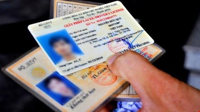 Hướng dẫn đổi mới và cấp lại giấy phép lái xe bị mất không cần thi lại