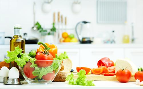 Chế độ khẩu phần ăn hợp lý sẽ giúp giảm mỡ đùi nhanh chóng